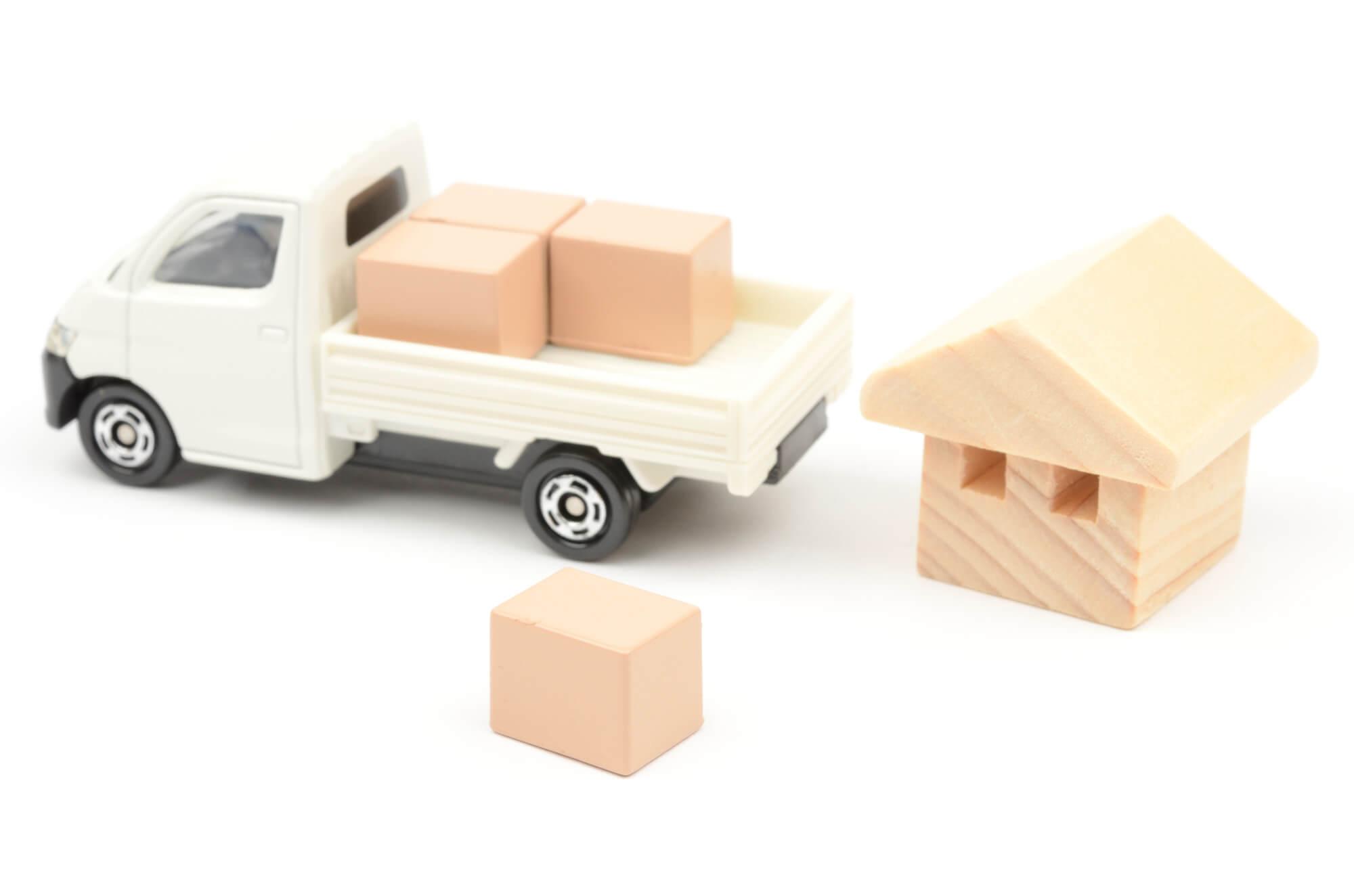 大型の不用品回収なら4t(トン)トラック積み放題プランがおすすめ!